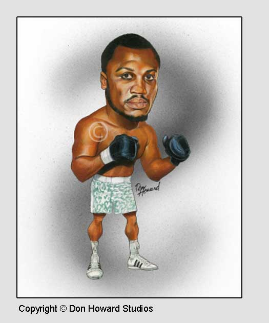 Joe Frazier 8x10 Color Print